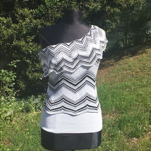 White House Black Market One or Off Shoulder top